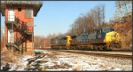 CSX 121 and 420